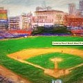 Stadiums and Arenas and Ballparks in America - Art Group